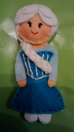 Broche Elsa de Frozen