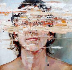 Juxtapoz Magazine - New Paintings by Cesar Biojo Cesar Biojo, Time Based Art, Distortion Art, Gcse Art Sketchbook, Sketchbooks, Art Diary, Ap Art, Time Art, Art World