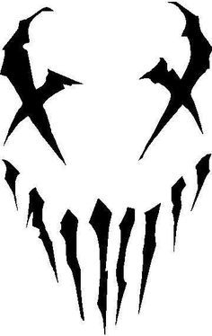 Details about Mushroomhead band Vinyl Decal - - Citouille Halloween, Halloween Pumpkin Carving Stencils, Pumpkin Stencil, Halloween Pumpkins, Creepy Drawings, Dark Art Drawings, Tattoo Drawings, Scary Pumpkin Carving, Graffiti Drawing