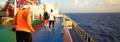 Discover a range of outdoor activities onboard our Carnival ships, from pools, waterslides and more! Check out the outdoor activities range online. Carnival Ships, Carnival Legend, Carnival Breeze, Jogging Track, Cruise Travel, Cruise Trips, Bahamas Cruise, Cozumel Mexico, Alaska Cruise
