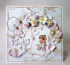Perfect for Renata.  Jane's lovely cards