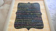 An Adult Summer To Do List