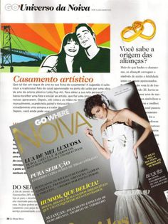 REVISTA GO HERE NOIVAS