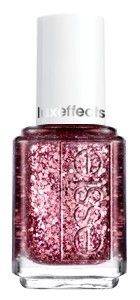 """Essie's Luxeffects """"A Cut Above"""" -- Great paired with: """"Wicked"""", """"Neo Whimsical"""" or """"Poppy Art Pink""""."""