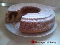 Νόστιμο και πανεύκολο κέικ με κακάο, χωρίς γάλα, χωρίς αυγά, χωρίς βούτυρο...
