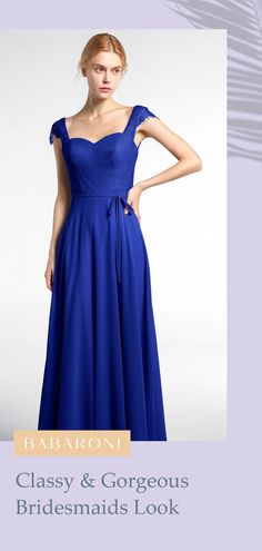 Weekly updated code. Shop with the code EOJ to save your shipping fee. Romantic elegance and simple design combine in this chiffon mixed lace bridesmaid dress. Come and visit babaroni.com, choose from 66+ colors & 500+ styles. #bridesmaiddresses #babaroni #weddinginspiration #beachwedding #weddingdress #weddingflower #weddingshoes #shoes #promdress #promgown #wedding#babaroni #weddingideas #babaroni #bridesmaiddress #2021wedding #weddinginspiration #bridesmaid #brides #longdress Chiffon Rock, Chiffon Skirt, Dress Skirt, Lace Bridesmaid Dresses, Prom Dresses, Formal Dresses, Wedding Dresses, Corsage, Leila