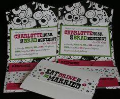 #wedding #invitations #paper #stationary @Red Paisleys