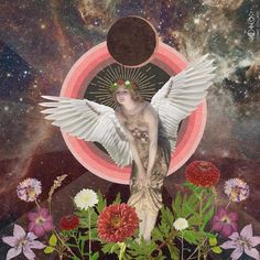 🌑New Moon in Virgo 🔮Time to get stuff done, clear out the clutter, and get organized ♍Practice clearing the clutter of the mind-stuff with meditation and Yoga 🌇 Join me Thursdays from at Yoga Edward Robert Hughes, New Moon Phase, Midsummer's Eve, Virgo Love, Pisces, Aster Flower, Flower Collage, Moon Art, Wall Collage