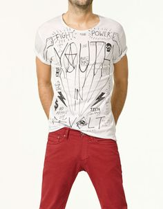 Zara man - great outfit!