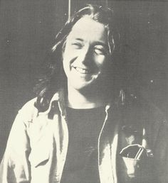 """Rory Gallagher The """"Smile""""  The man was so photogenic!"""