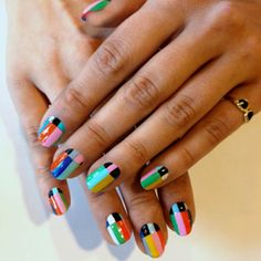 I voted to make Jessica Washicks Public Service Announcement design into a Scratch nail wrap!
