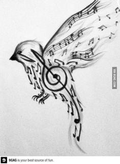 Cool bird - faz lembrar a teoria do ritornelo!