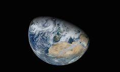 Tähdet ja avaruus: Vieraan sivilisaation silmissä maapallo voi näyttää liian kuumalta elämälle