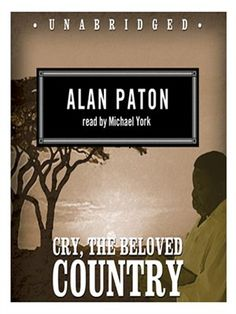 Listen to Cry, the Beloved Country audiobook by Alan Paton. Published on by Blackstone Audio, Inc. I Love Books, Good Books, African Literature, Historical Fiction, Literary Fiction, Inevitable, Country, Free Books, Abraham Lincoln