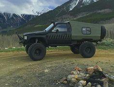 off-road beast