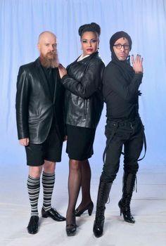 Army Of Lovers - Alexander Bard, La Camilla Henemark & Jean-Pierre Barda