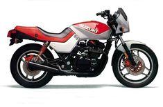 1983 Suzuki GS650M Katana