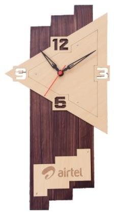 excellent wood clock | Order now Wooden Wall Clocks