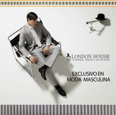 Trajes de Novio y Ternos London House: EXCLUSIVO EN MODA MASCULINA.TERNOS LIMA