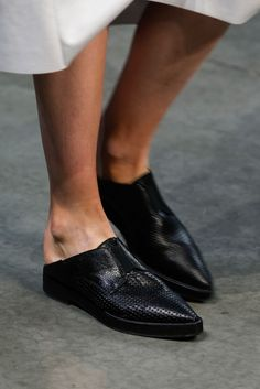 Helmut Lang 2014 shoes - black