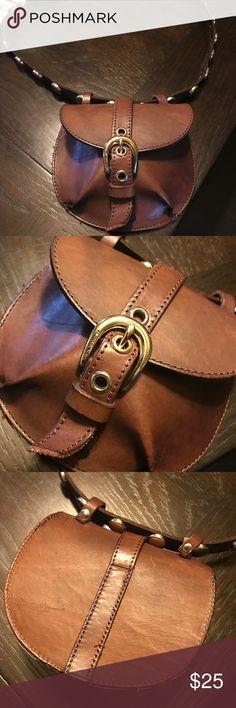 Michael Kors Belt pouch Michael Kore Brown leather studded belt pouch big enough for keys, cash and ID size medium Michael Kors Bags