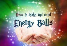 How to Send Distant Energy to anyone