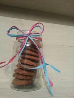 Zuckerperlen und Zimtgeruch: Chocolate Cookies