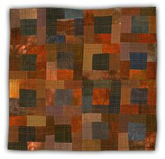 Eleanor McCain - Art Quilts: Galleries - Color Series.  http://www.eleanormccain.net/Pages/GalleriesColor.html#