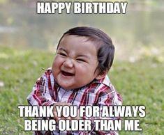 Funny Happy Birthday Meme - Birthday