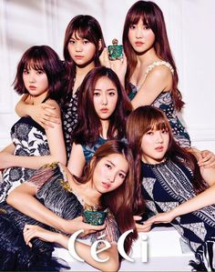G-Friend - Céci Campus Magazine October Issue Gfriend And Bts, Sinb Gfriend, Kpop Girl Groups, Korean Girl Groups, Kpop Girls, Bubblegum Pop, G Friend, Friend Zone, Extended Play