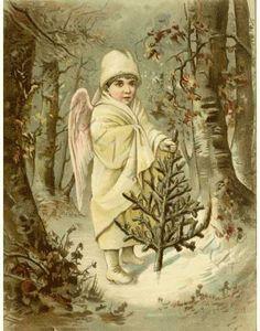 christmas angels on pinterest christmas angels vintage christmas