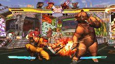 Street Fighter X Tekken (Xbox 360, PS3)