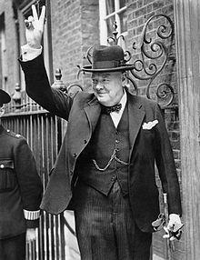 """Sir Winston Leonard Spencer-Churchill (* 30. November 1874 in Woodstock (England); † 24. Januar 1965 in London) gilt als bedeutendster britischer Staatsmann des 20. Jahrhunderts.""""Wir müssen etwas wie die Vereinigten Staaten von Europa schaffen"""", sagte Churchill am 19. September 1946 während seiner Rede in der Universität Zürich."""