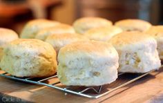 Buttermilk AngelBiscuits - Circle B Kitchen - Circle B Kitchen  I love love love these!!!!  I usually double the recipe.