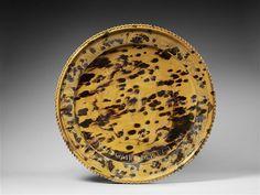 Plate - Michel Fosse, 1766