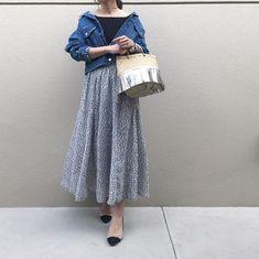 春服コーデ【2020年】絶対おさえるべき「トレンド」が、わかる!|MINE(マイン) Midi Skirt, Skirts, Pants, Fashion, Trouser Pants, Moda, La Mode, Midi Skirts, Skirt