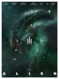 Nostromo by Andy Fairhurst