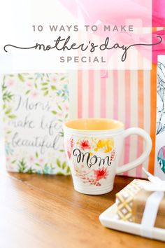This Mother's Day, show all of the women in your life how much you appreciate everything they do. Whether it's your mother, mother-in-law, grandma, aunt, sister, or friend, every mom deserves to feel special on the big day. @kellyinthecity shows 10 easy ways to make Mother's Day extra special—from finding the perfect gift to one-on-one time with Mom. She will feel so loved!