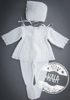 Conjunto de bebé. #moda #ropa #bebe