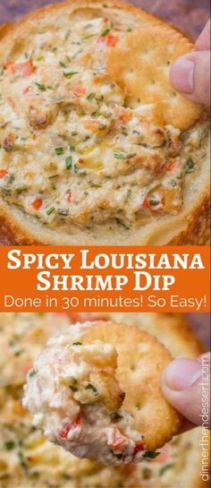 Seafood Dishes, Seafood Recipes, New Recipes, Cooking Recipes, Favorite Recipes, Seafood Dip, Healthy Dip Recipes, Healthy Dips, Bon Appetit