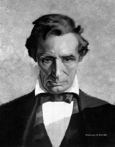 Abraham Lincoln by Charles M. Shean
