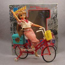 Bicycle Angel Doll & Bike in Original Box