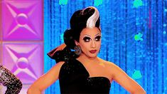 Bianca Del Rio RuPaul's Drag Race Eye Roll Gif