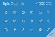 Skvelá ponuka z Dealotto – set outline ikon len za 15 dolárov! - http://detepe.sk/skvela-ponuka-z-dealotto-set-outline-ikon-len-za-15-dolarov/