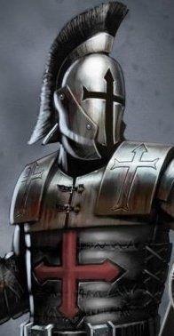 Templar elite Knight...