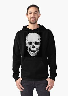 Polygonal geometrical skull • Also buy this artwork on apparel, stickers, phone cases, and more.