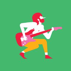 GIF by Playground Paris | Represented by WE ARE GOODNESS   #illustration #gifs #characters #drawing #creative #motion #animation #motiongraphics #paris #france