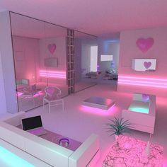 "9,619 Likes, 107 Comments - Lisa McConniffe 爱 (@lisamcconniffe) on Instagram: ""Desire // *Dream home  by cutie @jessaudreylynn 💗💜💜 #love #heart #jessaudrey #3d #digital #art…"""
