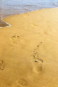 Photograph Footprints by Yancho Zapryanov on 500px