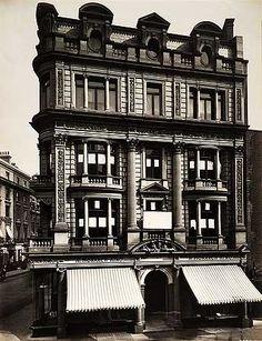 A Monarch - Kino, 62-63 New Bond Street, 1889